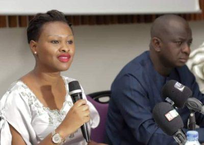 présidente WIM Guinee